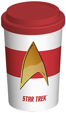 Star Trek Insignia Travel Mug - Boxed Mug