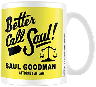 Breaking Bad (Better Call Saul - Logo) - Boxed Mug