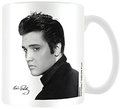Elvis (Portrait) - Boxed Mug