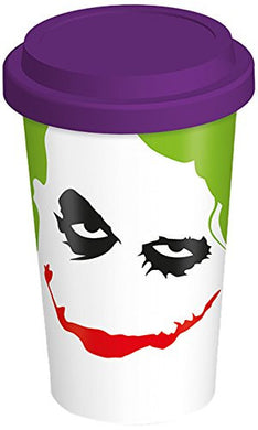Batman - Dark Knight (Joker) Travel Mug - Boxed Mug