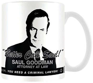 Breaking Bad (Better Call Saul - I Can Make It Leg - Boxed Mug