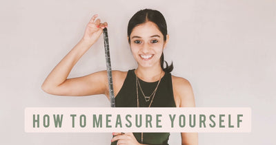 Learn How to take your measurements