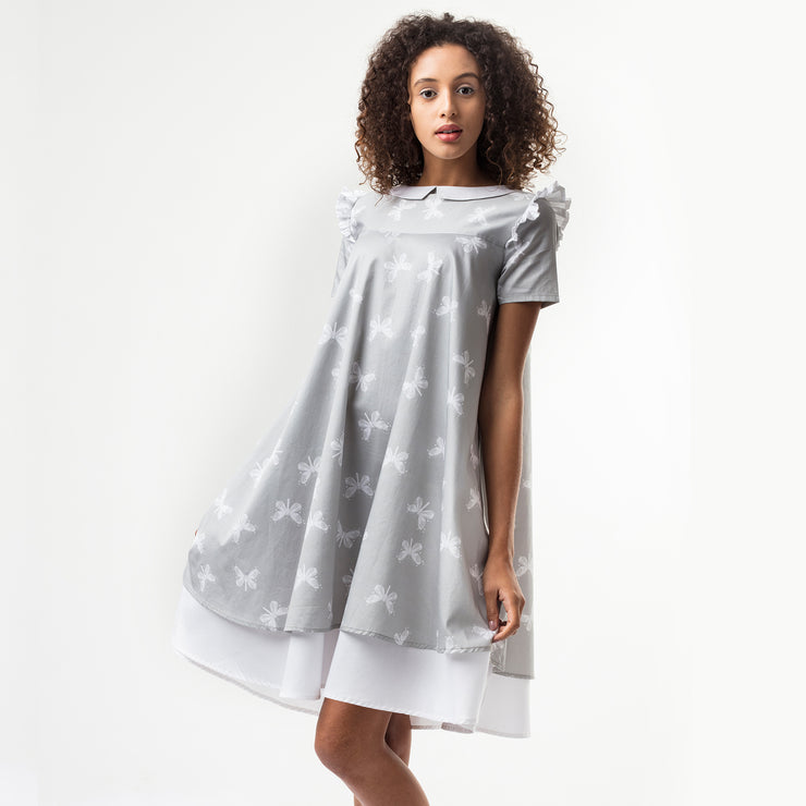 DELILAH LAYERED DRESS