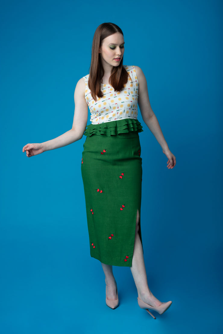 GIMLET PENCIL SKIRT