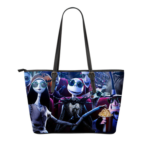 It's Movie Time Jack Skellington Women's small Bag!!