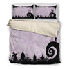 Jack Skellington and Sally ~ The Nightmare Before Christmas Bedding Set