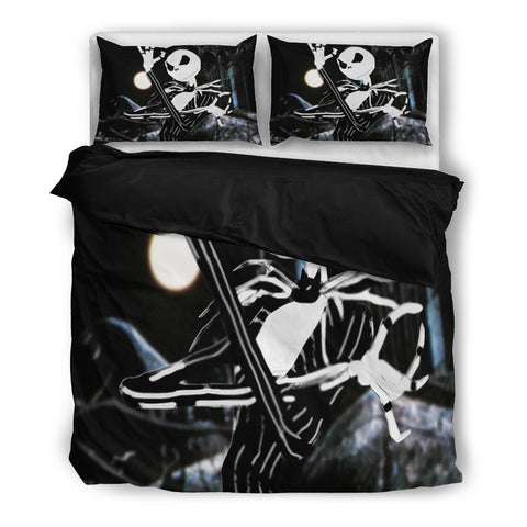 Dark Night  Power of Jack !!! Jack Skellington Bedding Set