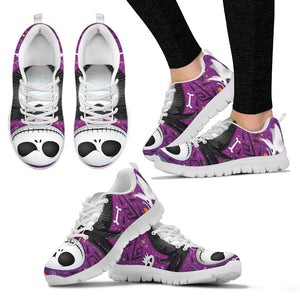 Nightmare Before Christmas Running Shoes - Sample Picture