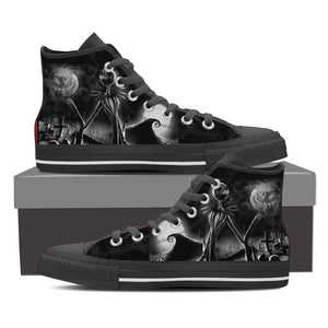Nightmare Before Christmas Shoes - Sample