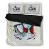 Jack & Sally Photo Frame Bedding Set