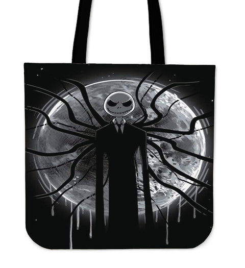 Grinning Jack Skellington Tote bag!!