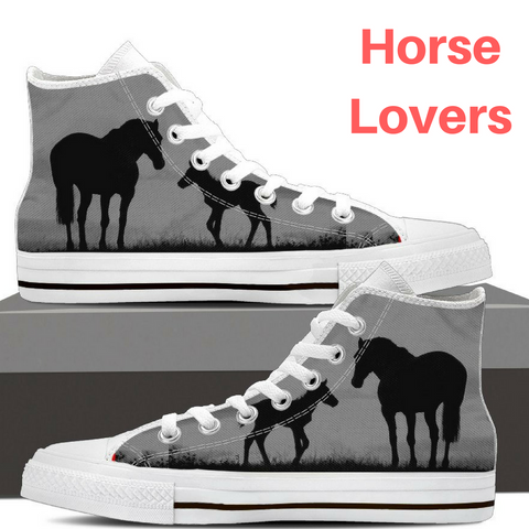 Exclusive Nature Horses Design For Women's!