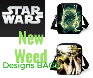 Star Wars Bags with Special Designs!