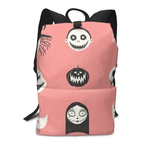 Nightmare Before Christmas Jack Skellington Rucksack Sports Backpack Collection