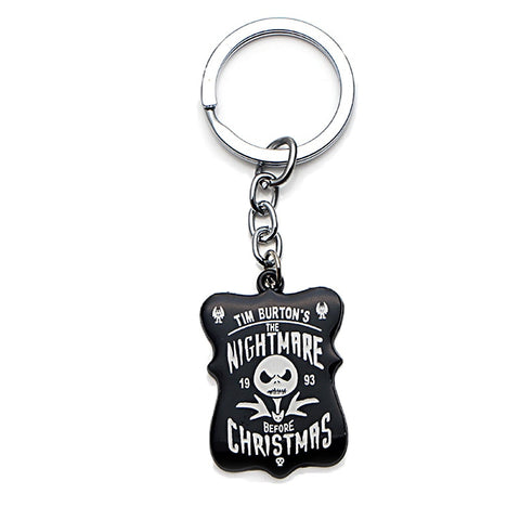 Tim Burton's Nightmare Before Christmas Halloween Key Chain