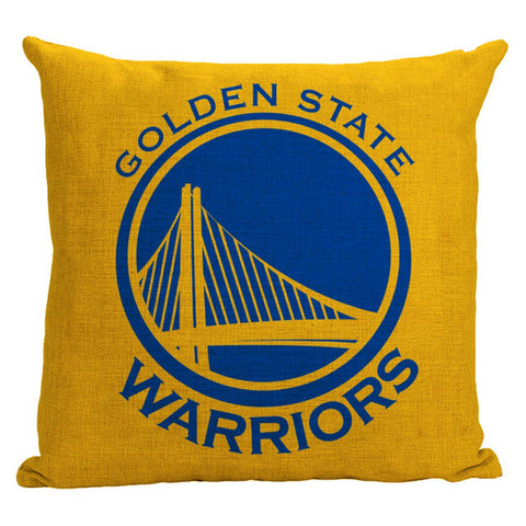 Warriors Golden State Pillow Creative Cover
