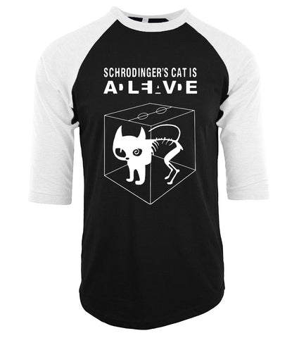 2017 T Shirt  Schrodinger's Cat