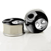 Jack Skellington and Sally Stainless Steel Ear Gauge Plugs and Tunnel Expander Body Piercing Jewelry