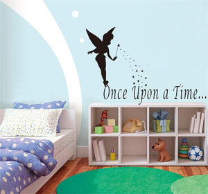 Once upon a time Child wallpaper Lovely Sticker