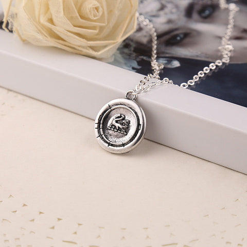 Emma Swan Once Upon a Time Necklace