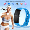 Bluetooth Smartband Waterproof Sleep Heart Rate Monitor Sport  Android IPhone