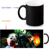 Nightmare Before Christmas Heat Activated Color Changing Mug Assorted Designs