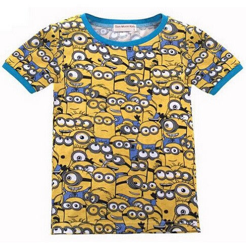 Summer Minion  & Others T-Shirt