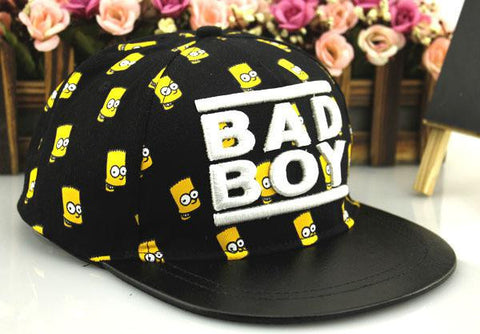 Stupendous Minions Girls & Boys Caps Style For Kids 2-7Y
