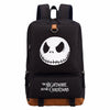 Jack Skellington Laptop Backpack Bag