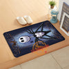 Nightmare Before Christmas Anti-Slip Bathroom Rug Doormat