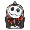 Nightmare Before Christmas Jack Skellington School Backpack for Children
