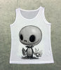 The Nightmare Before Christmas Baby Retro Sando