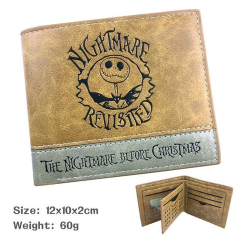 THE NIGHTMARE BEFORE CHRISTMAS Wallet Collection