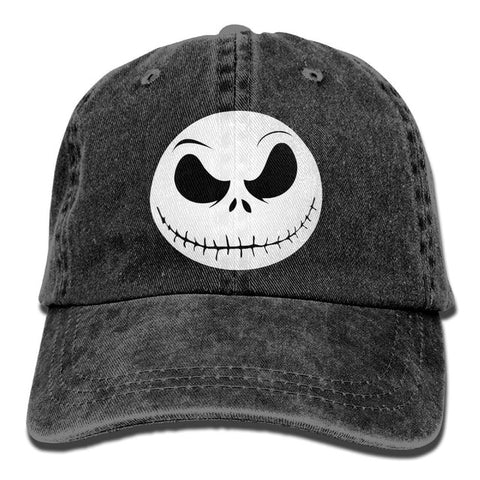 Nightmare Before Christmas Denim Baseball Cap Collection