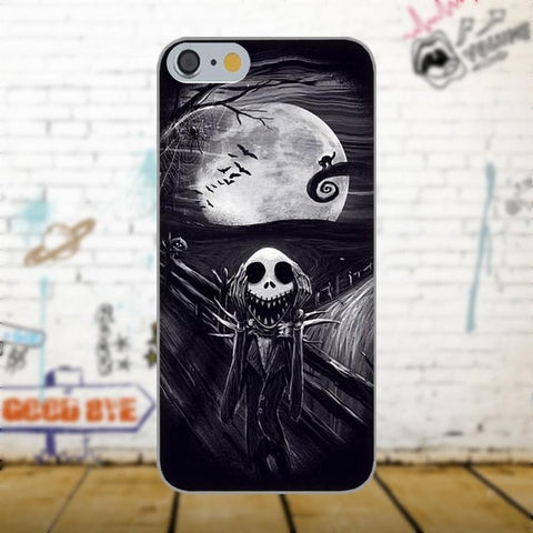 Nightmare Before Christmas Samsung Galaxy Protective Cover TPU Phone Case