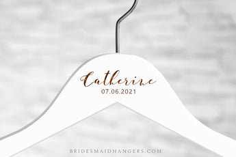 White Hanger, Name & Date