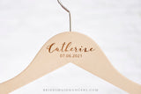 Natural Hanger, Name & Date