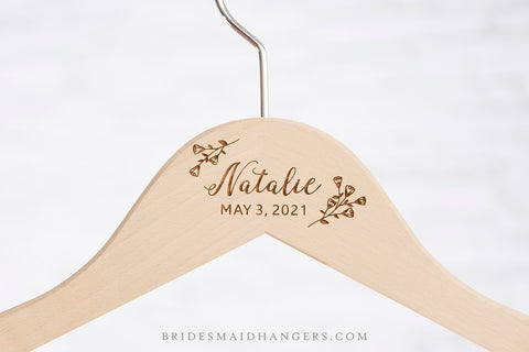 Natural Hanger, Flowers