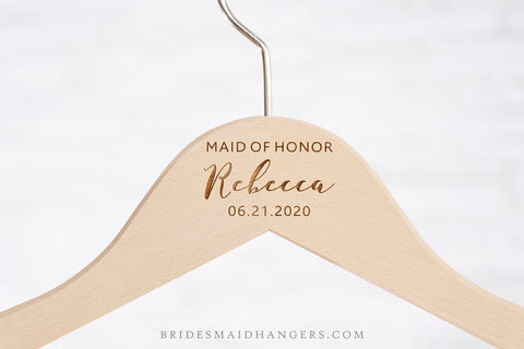 Natural Hanger, Title & Name & Date