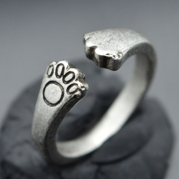 Press Paws Ring - Allthingsfrenchie LLC