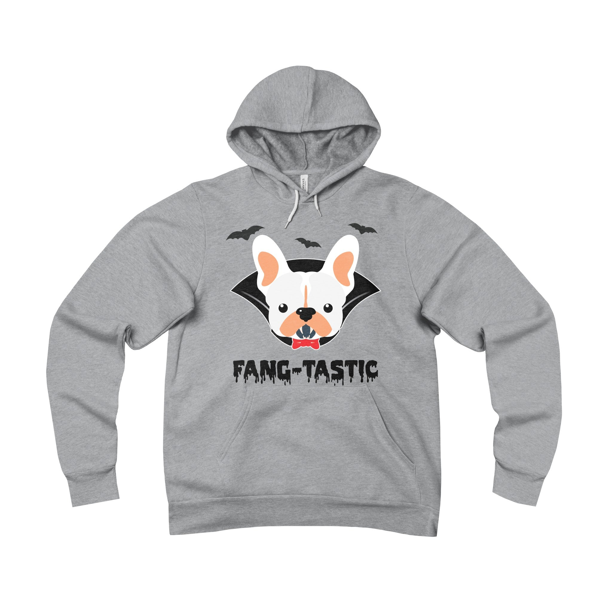 Frenchie Dracula Hoodie - Allthingsfrenchie LLC