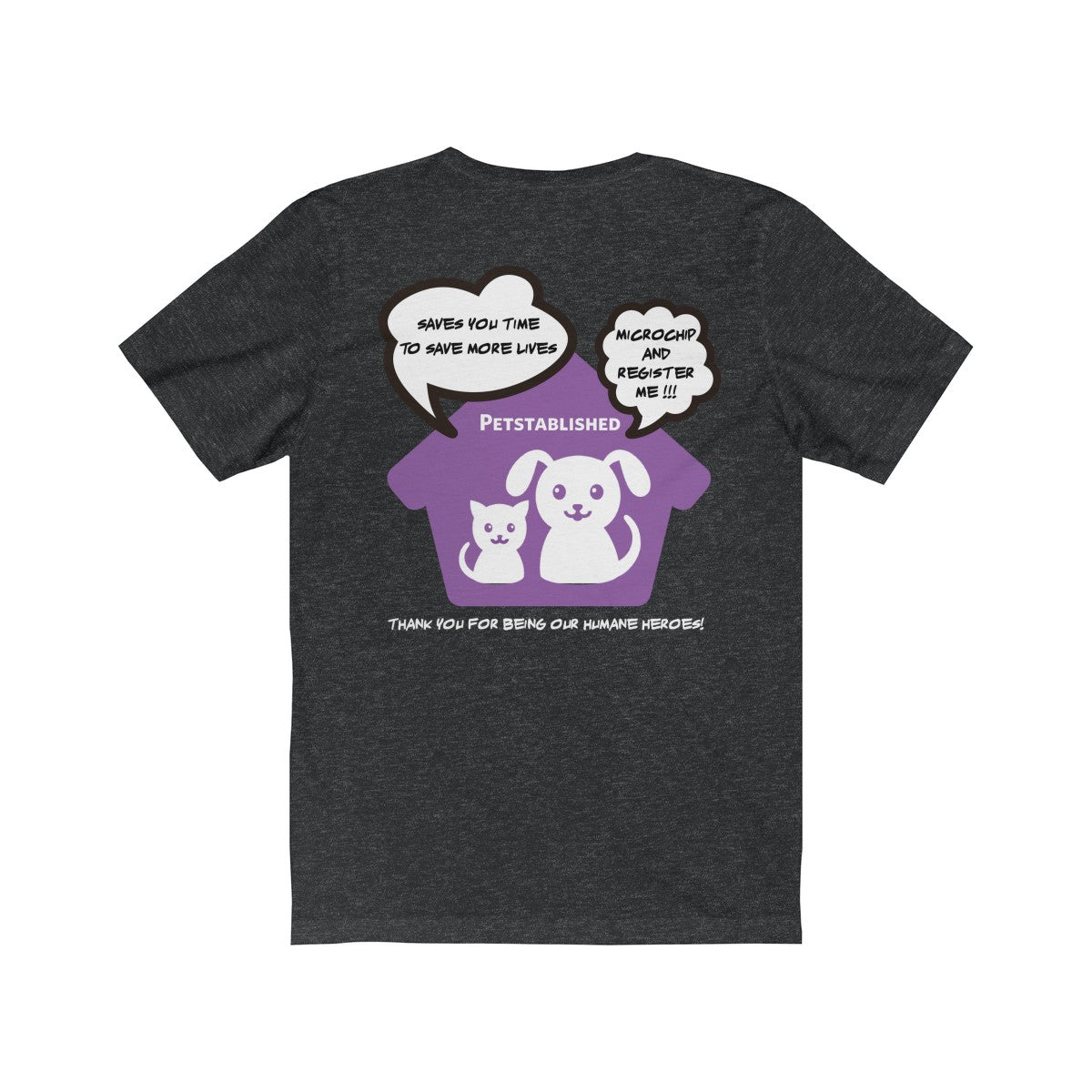 Expo Tee - Susan (XXL) - Allthingsfrenchie LLC