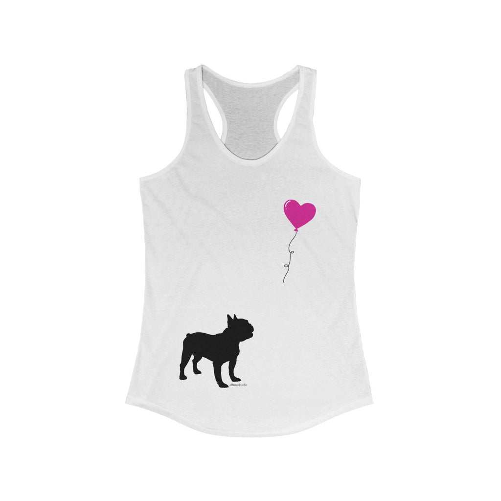 Love Floats Frenchie Tank - Allthingsfrenchie LLC