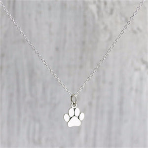 Pawsome Necklace - Allthingsfrenchie LLC