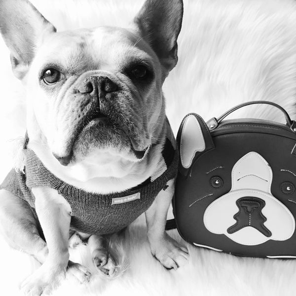 Bae Bulldog Bag - Allthingsfrenchie LLC