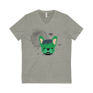 Franken-Frenchie Tee - Allthingsfrenchie LLC