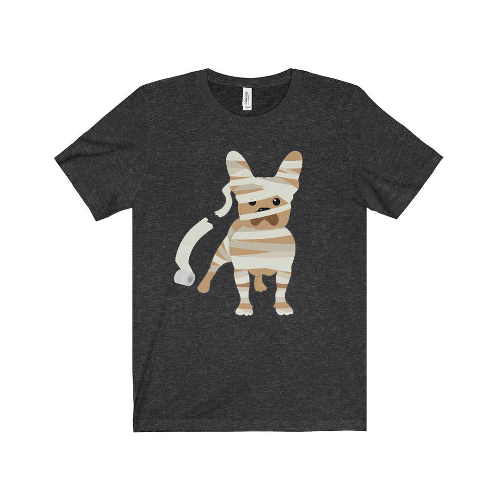 (Don't Tell) Mummy Frenchie Tee - Allthingsfrenchie LLC