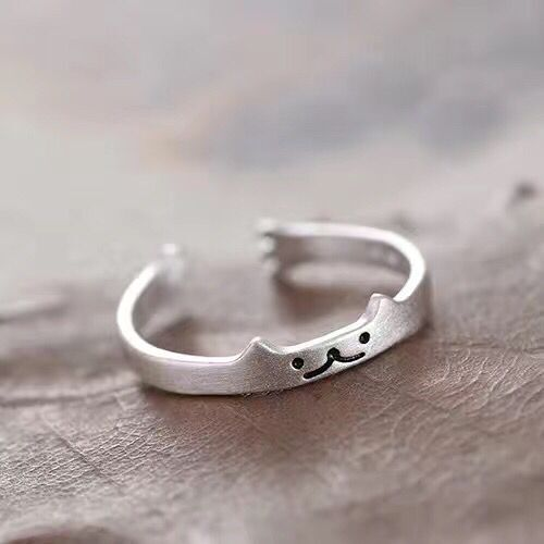 Merci Midi Ring - Allthingsfrenchie LLC
