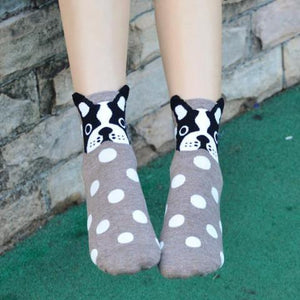 Head Over Heels Socks - Allthingsfrenchie LLC
