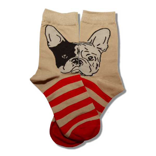 Victoria Socks - Allthingsfrenchie LLC